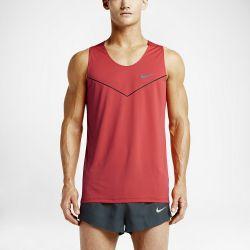 1a574dd85 Run4Fun.pl: Koszulka do półmaratonu - Nike Dri-FIT Racing Tank, Bez  rękawów, kolor: czerwony/czarny, kod: 647794-647; buty do biegania,bieganie,obuwie  do ...