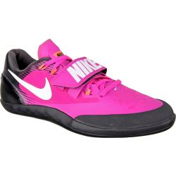 Buty startowe dla miotaczy Nike Zoom Rotational 6, Buty, kolor: różowypurpurowy czarny, kod: 685131 601; buty do biegania,bieganie,obuwie do