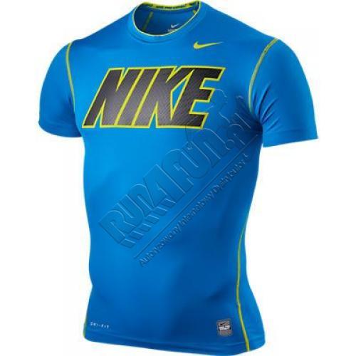 b46776b82d5351 Run4Fun.pl: Graficzna koszulka kompresyjna - Nike Core Compression ...