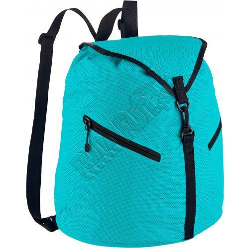 blue and black nike backpack