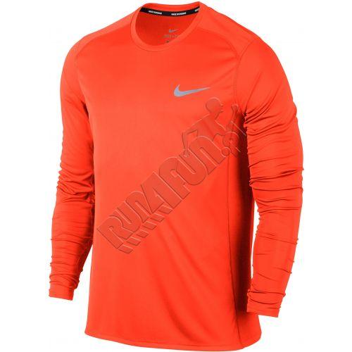 484e6d57 Run4Fun.eu: Running shirt - Nike Dry Miler Running Top, Long Sleeve ...