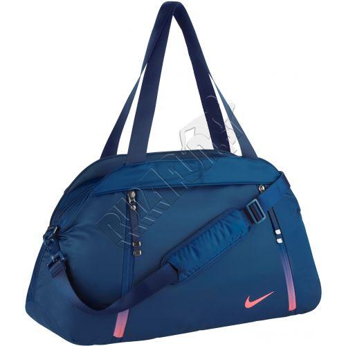 buty na tanie podgląd kody kuponów Damska torba treningowa - Womens Nike Auralux Solid Club Training Bag,  Torby, kolor: niebieski/różowy, kod: BA5208-429; buty do ...