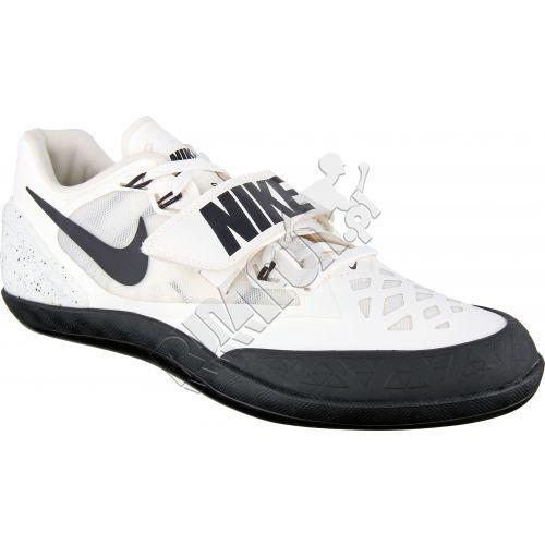 Obuwie lekkoatletyczne dla miotaczy Nike Zoom Rotational 6, Buty, kolor: mlecznyczarny, kod: 685131 001; buty do biegania,bieganie,obuwie do