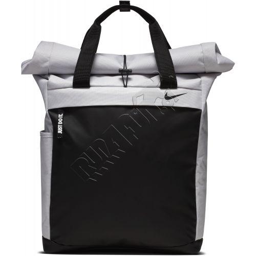 8d134c0c3c17b Run4Fun.pl: Plecak treningowy ze ściągaczem - Nike Radiate Backpack, Plecaki,  kolor: szary/czarny, kod: BA5529-092; buty do biegania,bieganie,obuwie do  ...