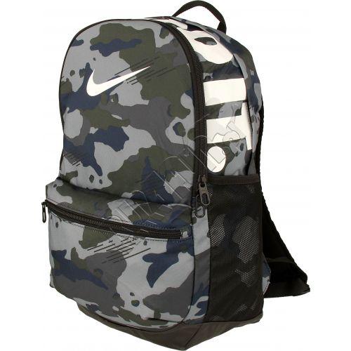 3ced00c1dee02 Run4Fun.pl: Treningowy plecak w kolorystyce CAMO - Nike Brasilia M Backpack  AOP, Plecaki, kolor: szary/czarny-oliwkowy, kod: BA5973-021; buty do  biegania ...