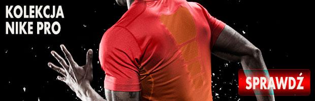 Odzież termoaktywna z kolekcji Nike Pro